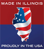 Made in Illinois, USA