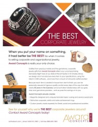 award concepts corporate jewelry manufacturing
