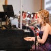 Kayla - Performing at a wedding